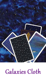Galaxies Tarot Cloth