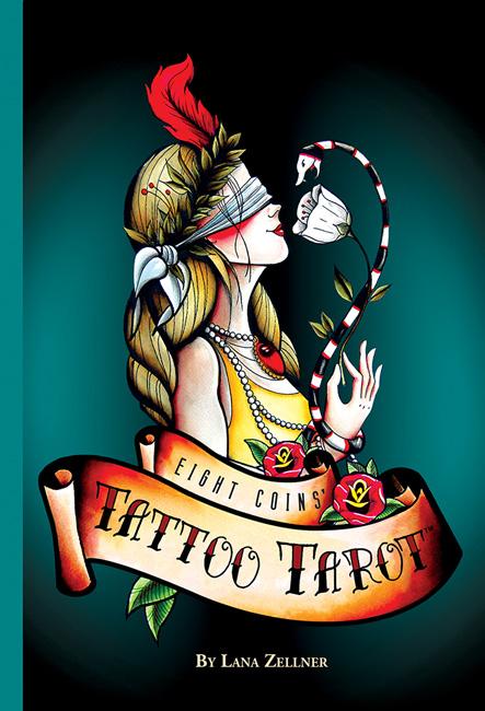 Tattoo Tarot Book