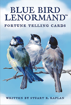 Blue Bird Lenormand Book