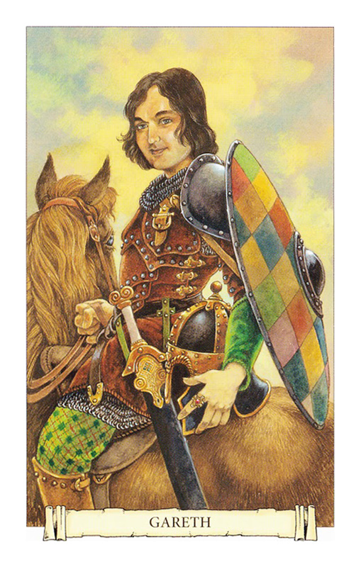 Camelot Oracle Gareth Card