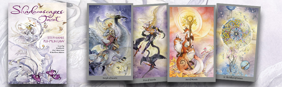 Shadowscapes Tarot Banner