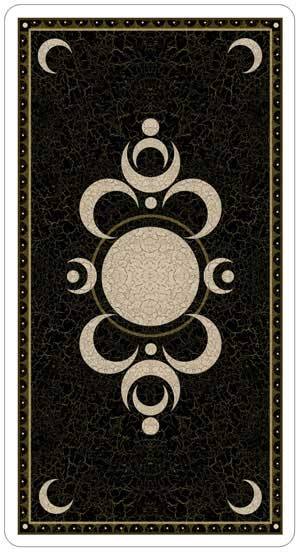 Deviant Moon Tarot Card Backs