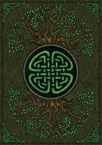 Earth Wisdom Oracle Card Back