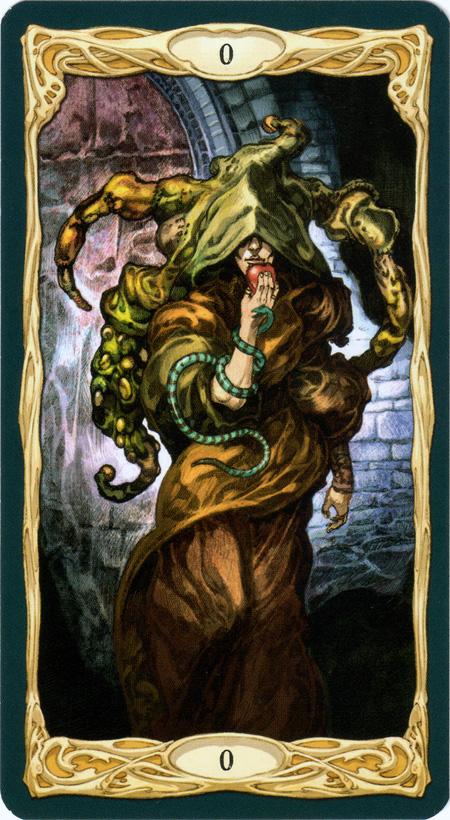 Epic Tarot Fool