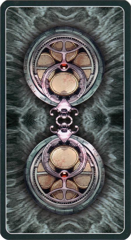 Epic Tarot Card Backs