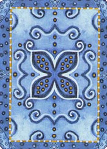 Faerie Tarot Card Backs