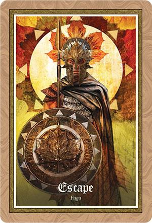 Gospel of Aradia Oracle Escape Card