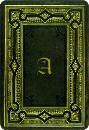 Gospel of Aradia Oracle Card Backs