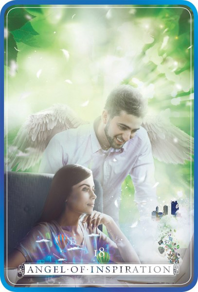 Inspiration Angel Card
