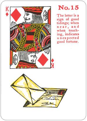 Gypsy Witch King of Diamonds