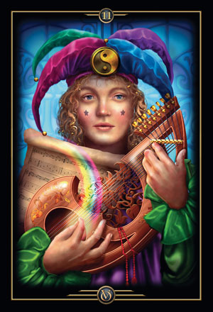 Oracle of Visions Harmony Card