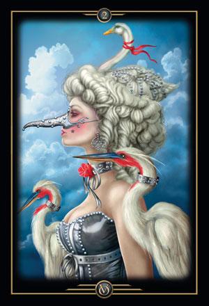 Oracle of Visions Belonging Card