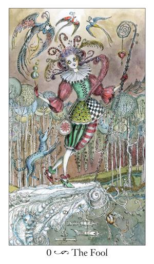 Paulina Tarot Fool