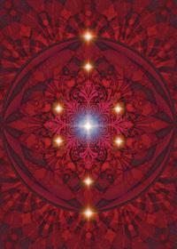 Dreams of Gaia Pocket Tarot Back of Cards