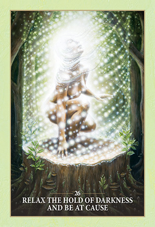 Sacred Rebels Oracle Relax the Hold Card