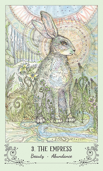 Spiritsong Tarot Empress Card