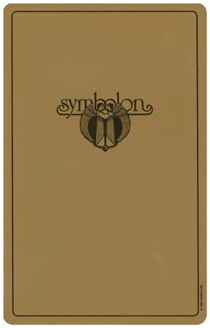 Symbolon Deck Card Backs