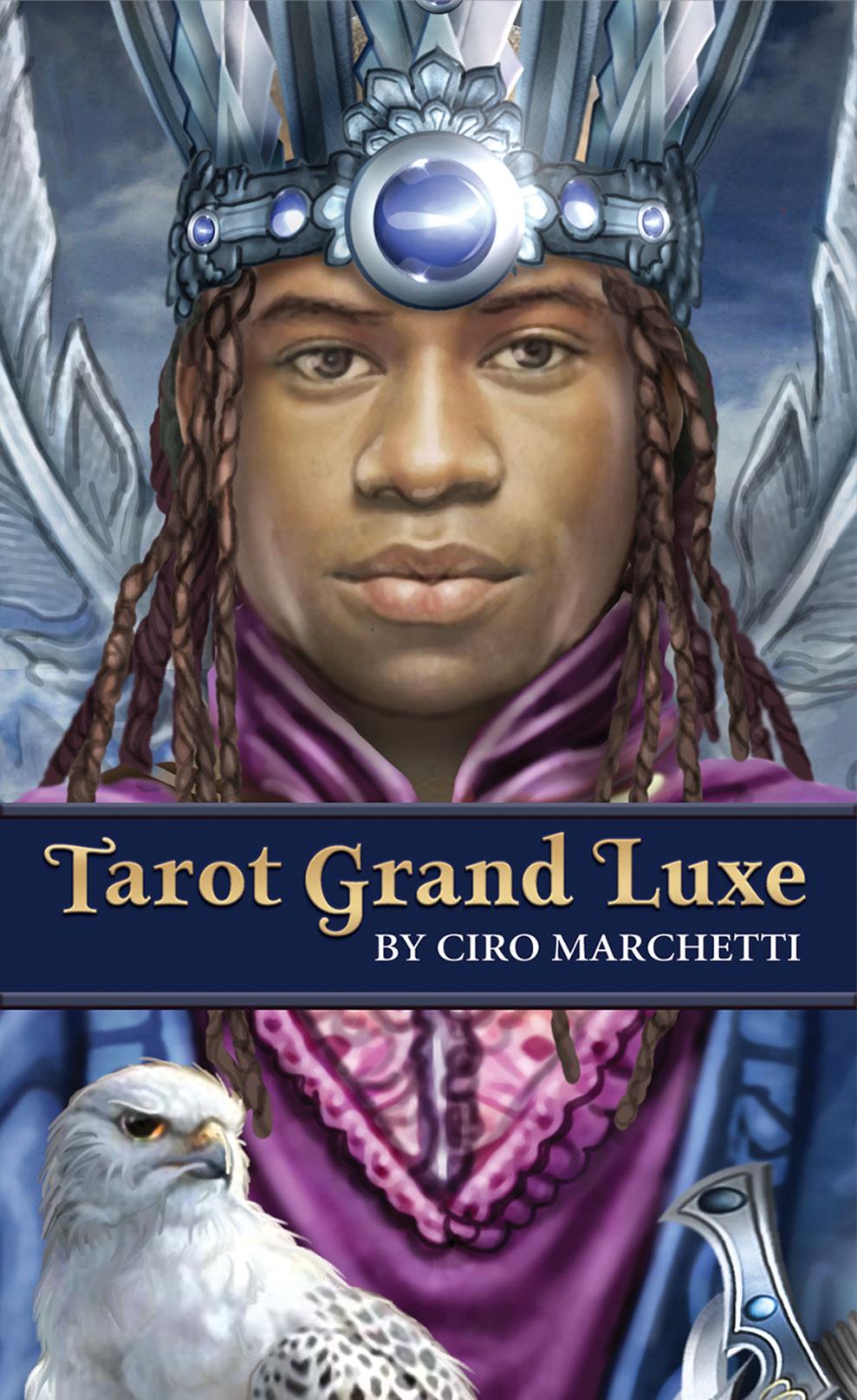 Tarot Grande Luxe Book