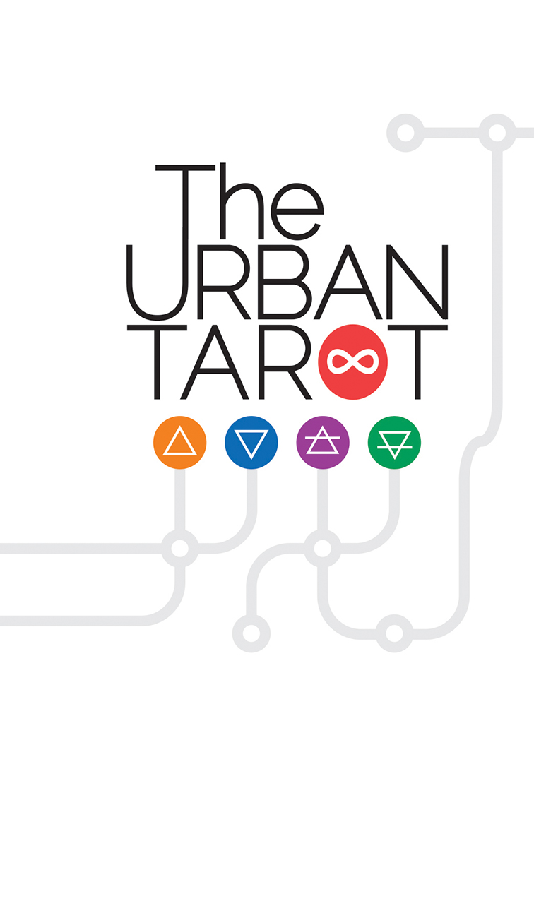 Urban Tarot Book