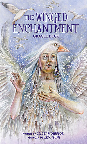 Winged Enchantment Oracle Book