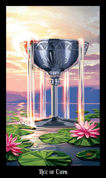 Witches Tarot Ace of Cups