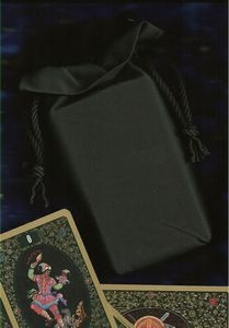Black Tarot Bag