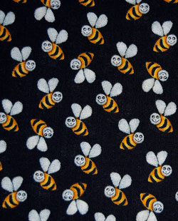Blessed Bees Fabric