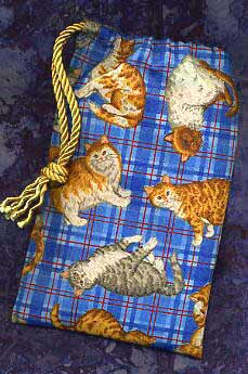 Cat Moods Tarot Bag