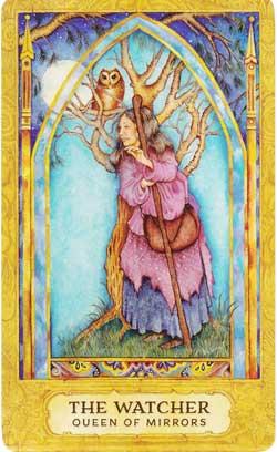 Chrysalis Queen of Mirrors