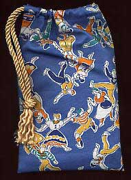 World Dancers Tarot Bag