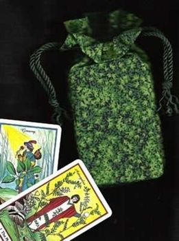 Herbalist Tarot Bag