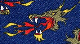 RPG or Tarot Bag of Flaming Dragons