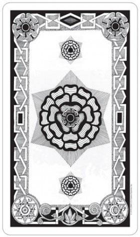 Hermetic Tarot Card Backs
