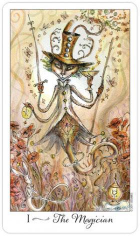 Joie de Vivre Tarot Magician