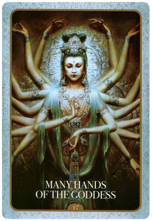 Kuan Yin Oracle Many Hands of the Goddess