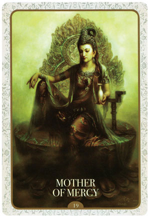 Kuan Yin Oracle Mother of Mercy