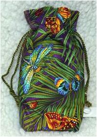 Ladybugs Tarot Bag