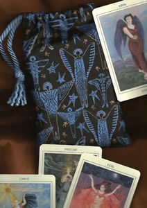 Lightworkers Tarot Bag