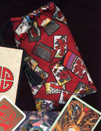 Asian Oracles Tarot Bag