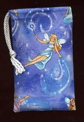 Faery Gathering Regular Tarot Bag - Fairy Gathering Tarot Bag