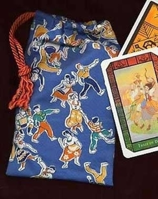 World Dancers Regular Tarot Bag - World Dancers Tarot Bag