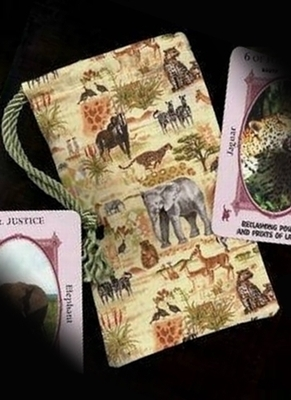 Serengeti Classic Tarot Bag - Serengeti Tarot Bag