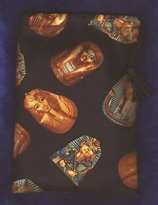 Pharaohs Wide Tarot Bag