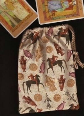 Mythology Wide Tarot Bag