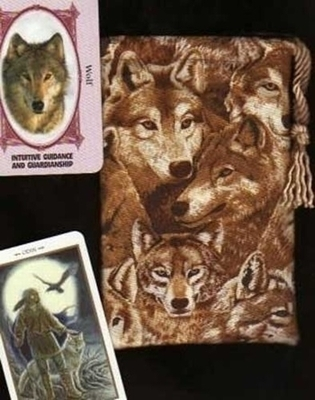 Wolves Classic Tarot Bag - Wolves Tarot Bag