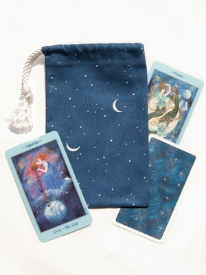 Luna Regular Bag - Luna Moon Tarot Bag