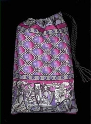 Morgan LeFey Wide Tarot Bag
