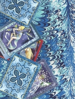 Faery Wings Cloth - Faery Wings Tarot Cloth