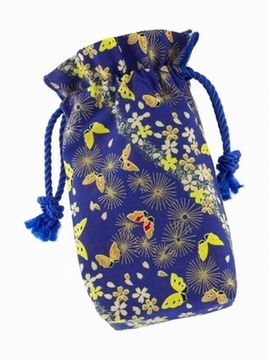 Flutterby Double Draw Tarot Bag - Flutterby Butterfly Tarot Bag
