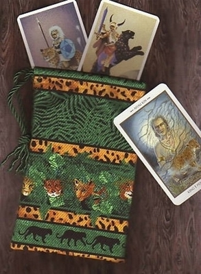 Jungle Cats Regular Tarot Bag